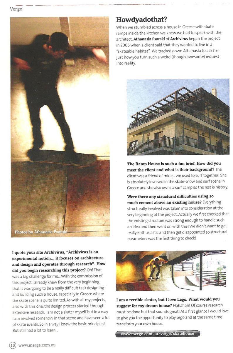 Merge Magazine